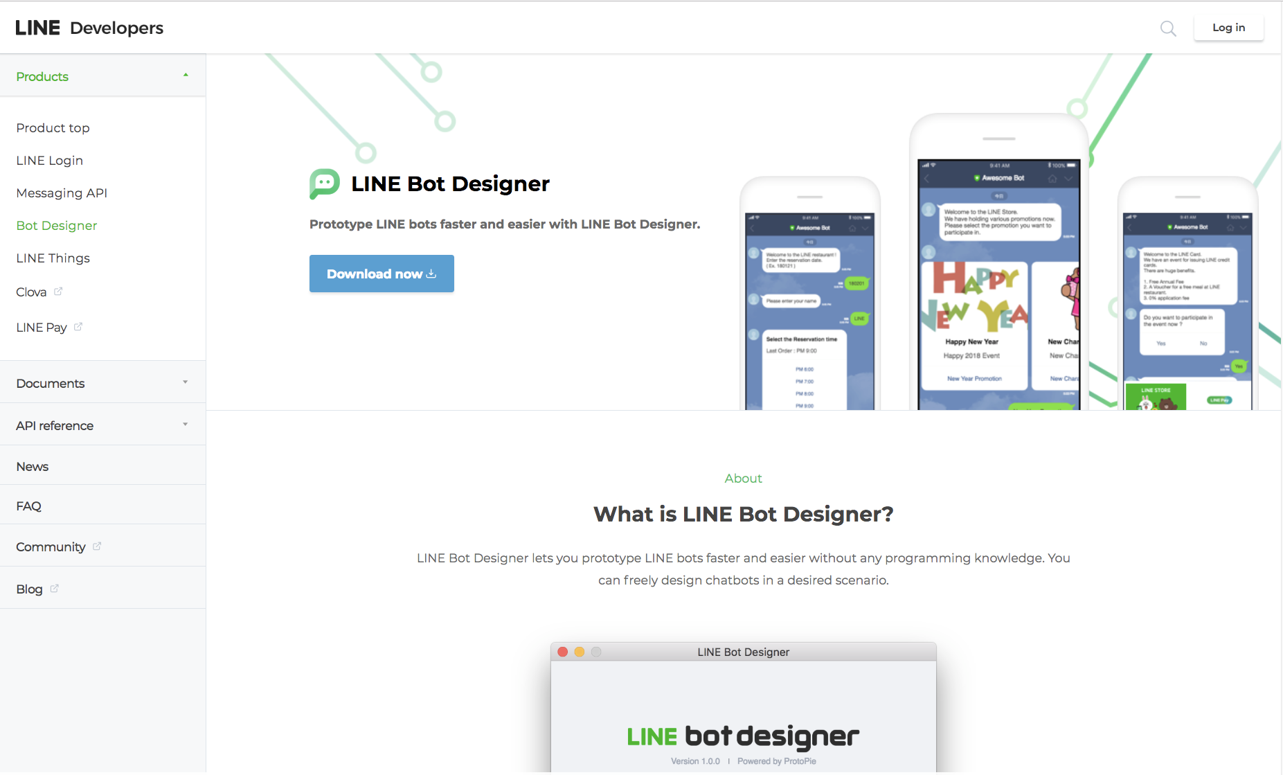 LINE_developers_bot_designer